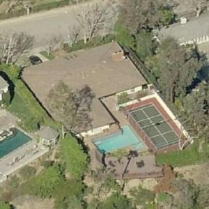 Barbara Eden's House (Bing Maps)