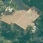 Charlize Theron's House (Birds Eye)