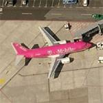 Airbus A319 'Spirit of T-Mobile'