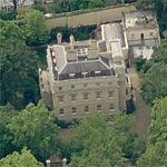 Leonard Blavatnik's $100,000,000+ London house (Birds Eye)