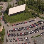 Drive-in cinema Kornwestheim