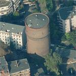 Water tower Neukölln (Birds Eye)