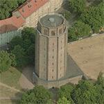 Water tower Süd (Halle/Saale)
