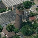 Water tower Büschdorf (Halle/saale)