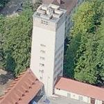 Water tower Böblingen (on US military facility) (Birds Eye)