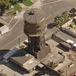 Water tower / Water Tower House (Birds Eye)