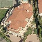 Deepak Chopra's House (Birds Eye)