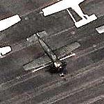 Yak-52 at Herlong Airport