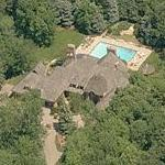 Mike Ditka's House (former) (Birds Eye)