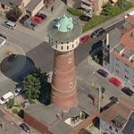 Water tower Mannheim (Wallstadt)