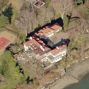 Frank & Kathie Lee Gifford's House (Birds Eye)