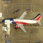 Southwest Airlines 'Lone Star One' (Birds Eye)