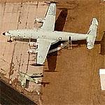 Lockheed C-121 Constellation and MiG