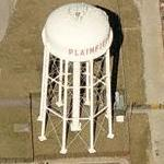 Plainfield water tower 2 (Birds Eye)