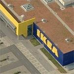 ikea f rth in furth germany virtual globetrotting. Black Bedroom Furniture Sets. Home Design Ideas