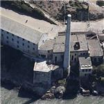 Alcatraz - Storehouse/Warehouse and Power plant (Birds Eye)