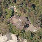 Burt Bacharach's House (former) (Birds Eye)