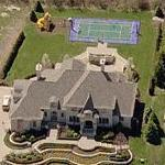 Nicklas Lidstrom's House (Birds Eye)