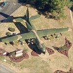 Last C-130 out of Vietnam (Birds Eye)