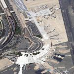 Reagan National Airport (DCA) (Bing Maps)