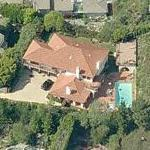 Michael Douglas & Catherine Zeta-Jones' House (former) (Birds Eye)