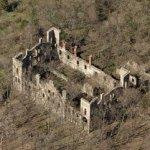 Ruins of the Kelleys Island Winery (Birds Eye)