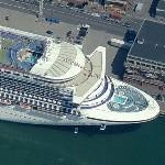 Princess Cruises ship 'Star Princess'