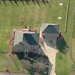 Troy Polamalu's House (Birds Eye)