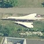 Aerospatiale-BAC Concorde (Birds Eye)