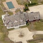 Raymond Floyd's house (Birds Eye)