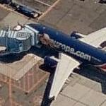"Boeing 737 ""Adriana Karembeu"""
