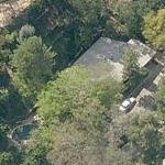 Anna Faris & Ben Indra's House (Birds Eye)