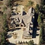 Joe Sakic's House (Birds Eye)