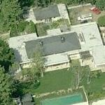 Ryan Seacrest' house (Birds Eye)