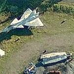 Saab 37 'Viggen' and Saab35 'Draken' fueselage