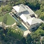 Alex Kingston's House (former) (Birds Eye)