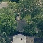 John Wayne Gacy's house (former) (Birds Eye)