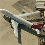 Former Virgin Airlines Boeing 747 (Birds Eye)