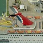 Carnival Cruise Ship 'Carnival Glory'