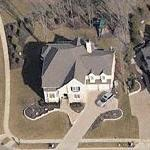 Mike Vrabel's house (Birds Eye)