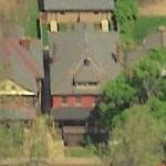 Melina Kanakaredes' House (Birds Eye)