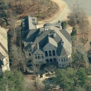 Bobby Petrino's House (Birds Eye)