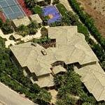 Bill Laurie & Nancy Walton's House (Birds Eye)