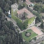 Castello di Vincigliata (Birds Eye)