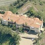 Melissa Gilbert & Bruce Boxleitner's House (former) (Birds Eye)