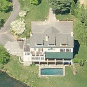 Joe Biden's House (Birds Eye)