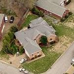 Steve Azar's House (former) (Birds Eye)