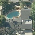 Melissa Gilbert & Bruce Boxleitner's House (Birds Eye)