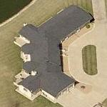 Barry Sanders' House (Birds Eye)