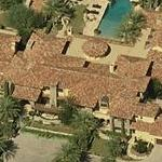 Randy Johnson's House (Birds Eye)
